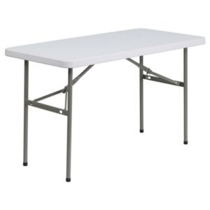 4FT Table Hire Chorley