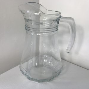 Glass Water Jug