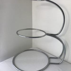 Three Tier Loop Cake Stand