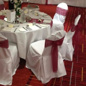 loose chair cover hire