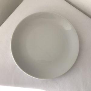 white side plate hire
